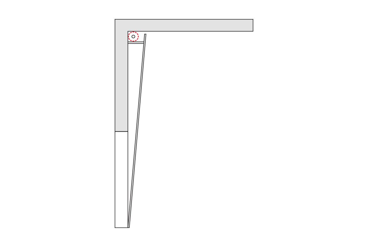 padieira vertical