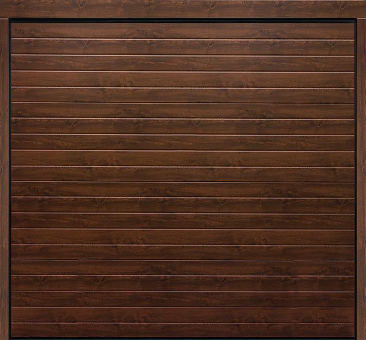 porta overlap canelada
