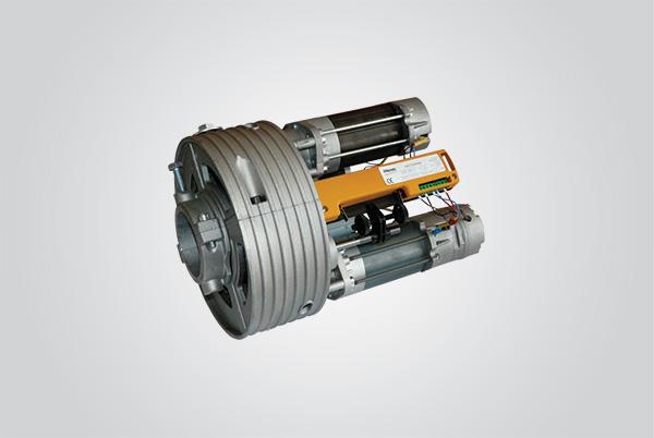 motor de enrolar bimotor
