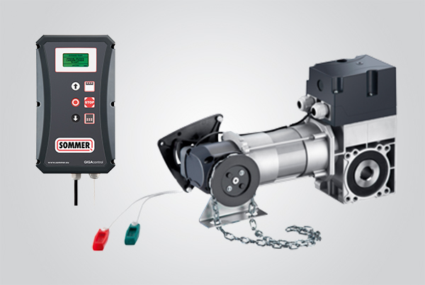 kit motor automático monofásico