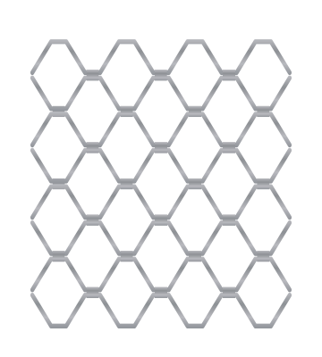 grade hexagonal